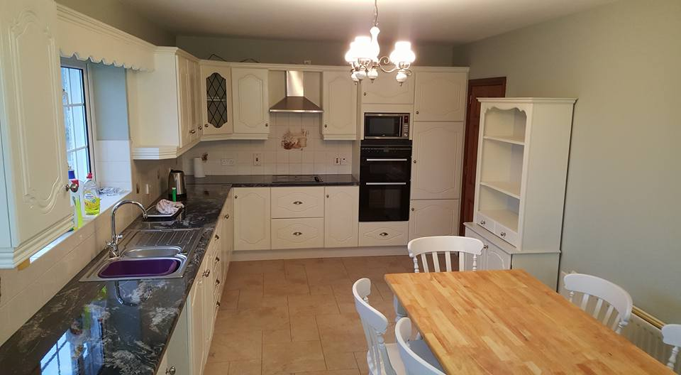 Kitchen Respray Northern Ireland