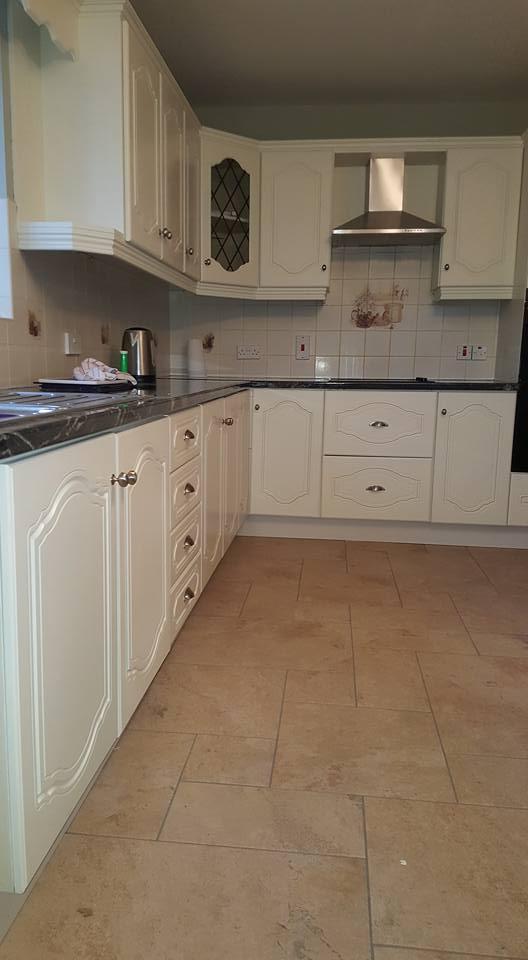 Kitchen Respray Northern Ireland