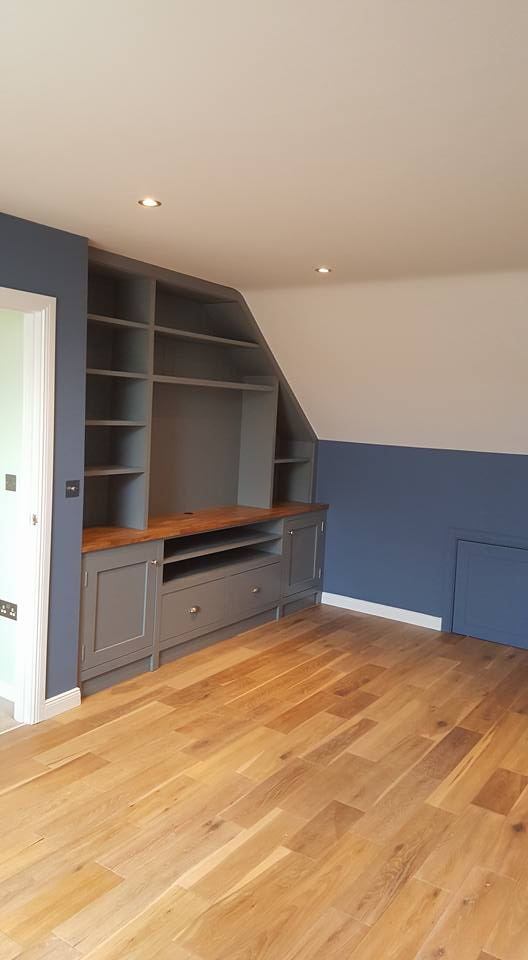 Bespoke Alcove Units Northern Ireland